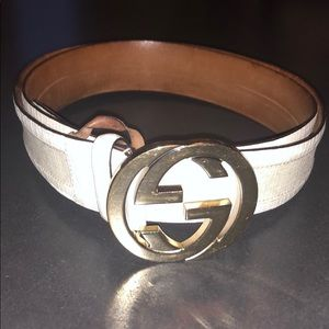 Authentic Gucci belt, Gucci size 110 (40)